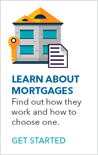Learn about Mortgages banner