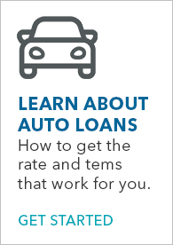 Learn about auto loans - Get Started