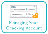 Managing Your Checking Account learning module