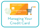 Managing Your Credit Card learning module